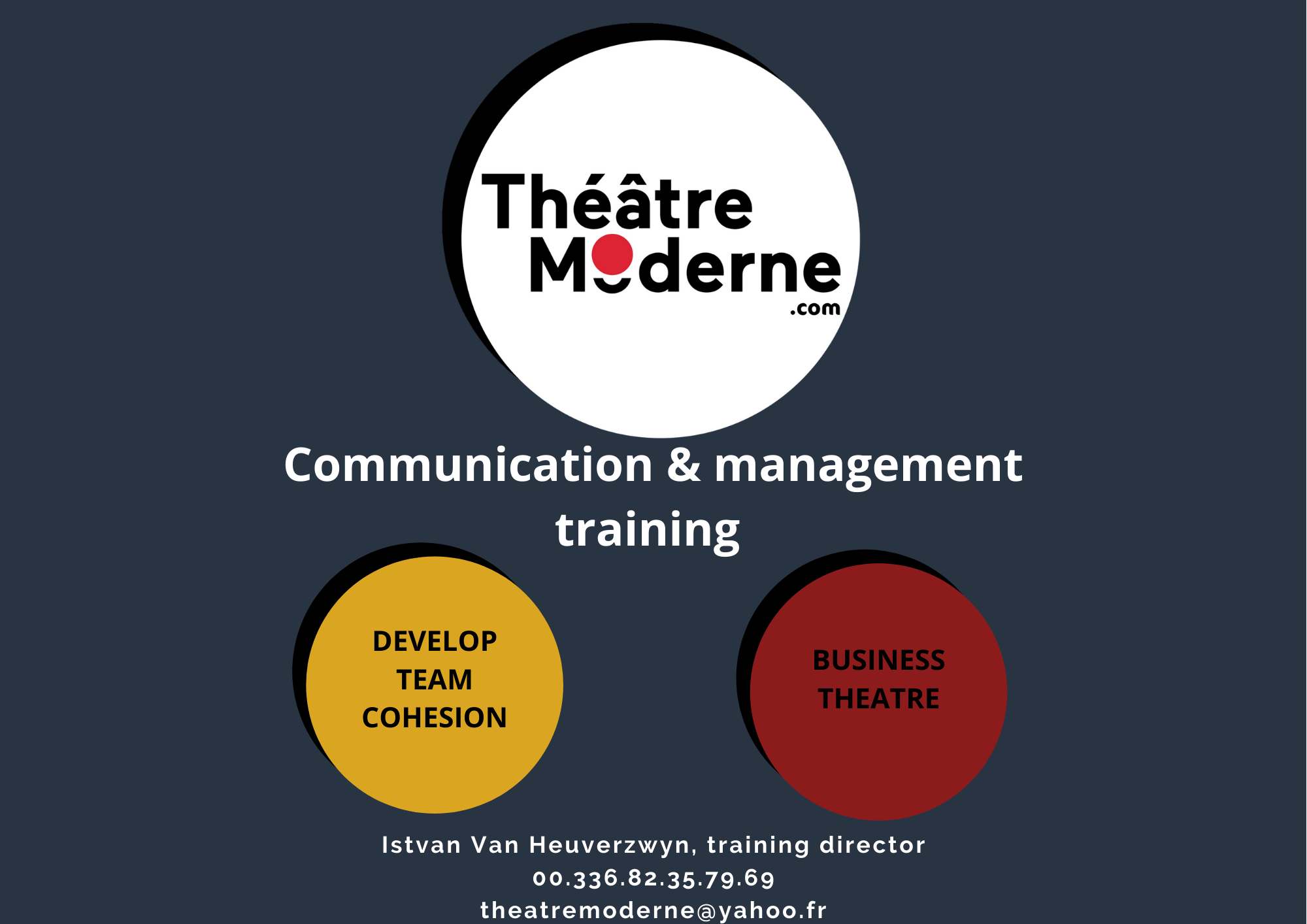 6 -Registration, quote, communication and management training