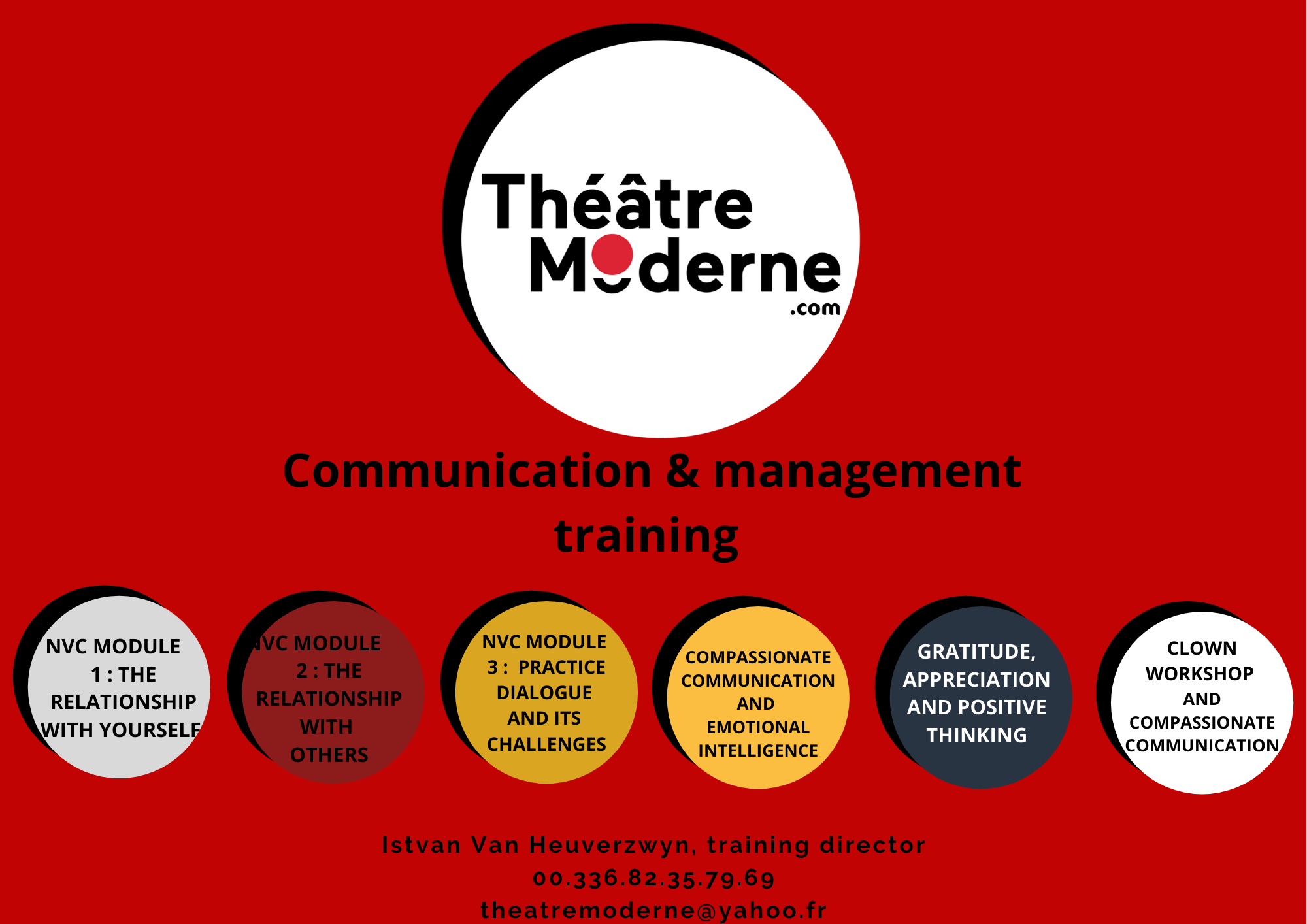 5 - Registration, quote, communication and management training