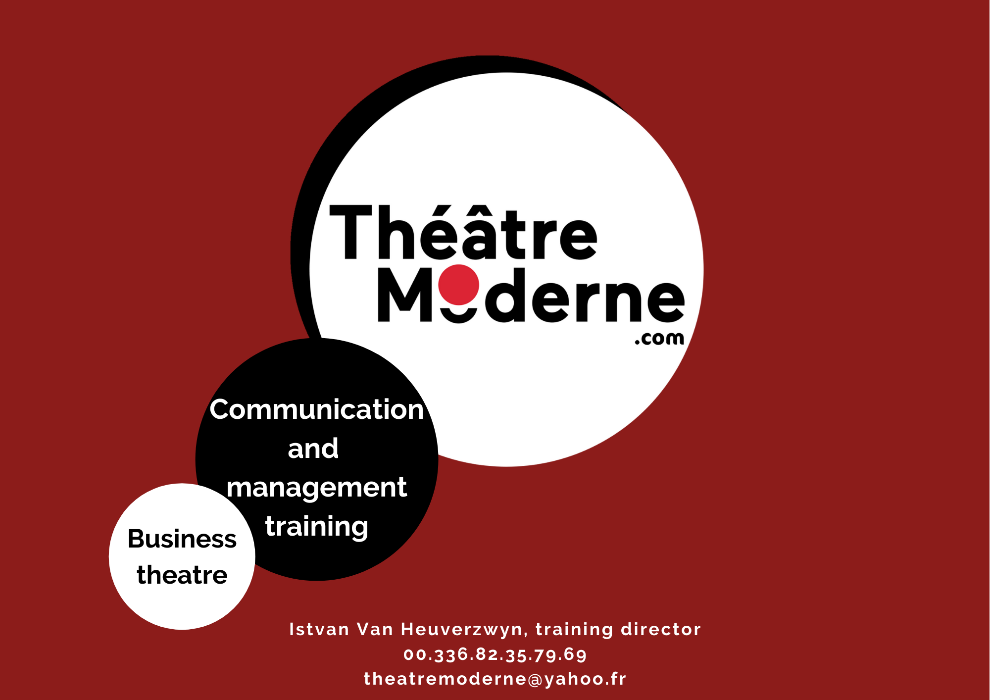 1 - Registration, quote, communication and management training